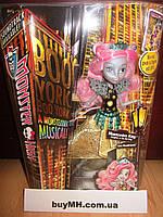 Кукла Монстер Хай Мауседес Кинг Бу Йорк Monster High Boo York Mouscedes King