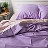 Комплект постельного белья Вдохновение 2-спальный с Простыней на Резинке для Евро-подушки (PF020)