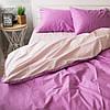 Комплект постельного белья Вдохновение 2-спальный с Простыней на Резинке для Стандартной подушки (PF021)