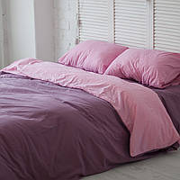 Комплект постельного белья Вдохновение 2-спальный с Простыней на Резинке для Евро-подушки (PF026), фото 1