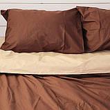 Комплект постельного белья Вдохновение 2-спальный с Простыней на Резинке для Евро-подушки (PF033), фото 3