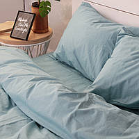 Комплект постельного белья Вдохновение 2-спальный с Простыней на Резинке для Стандартной подушки (PF041), фото 1
