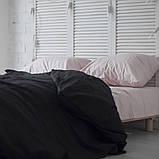 Комплект постельного белья Вдохновение 2-спальный с Простыней на Резинке для Евро-подушки (PF051), фото 3