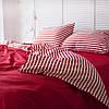 Комплект постельного белья Вдохновение 2-спальный с Простыней на Резинке для Евро-подушки (PF054)