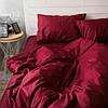 Комплект постельного белья Вдохновение 1.5-спальный с Простыней на Резинке для Евро-подушки (PF002)