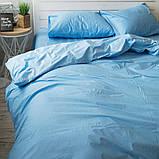 Комплект постельного белья Вдохновение 1.5-спальный с Простыней на Резинке для Евро-подушки (PF004), фото 2