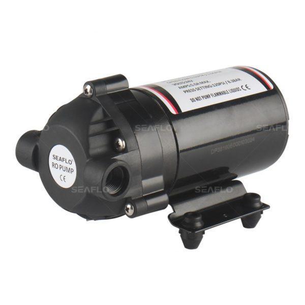 Помпа диафрагмовая автоматическая SEAFLO SFDP1-018-120-36 7 л/ч 12В 3/8 труба