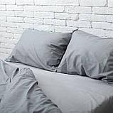Комплект постельного белья Вдохновение 1.5-спальный с Простыней на Резинке для Евро-подушки (PF027), фото 2