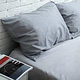 Комплект постельного белья Вдохновение 1.5-спальный с Простыней на Резинке для Евро-подушки (PF027), фото 3