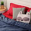 Комплект постельного белья Вдохновение 1.5-спальный с Простыней на Резинке для Стандартной подушки (PF030)