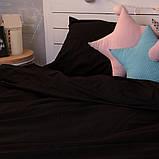 Комплект постельного белья Вдохновение 1.5-спальный с Простыней на Резинке для Стандартной подушки (PF036), фото 2