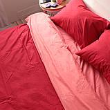 Комплект постільної білизни Натхнення 1.5-спальний з Простирадлом на Резинці для Євро-подушки (PF047), фото 2