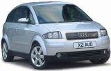 Тюнинг Audi A2 (ауди а2) 1999-2005