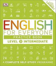 English for Everyone Level 3 Pactice Book / Практическая тетрадь