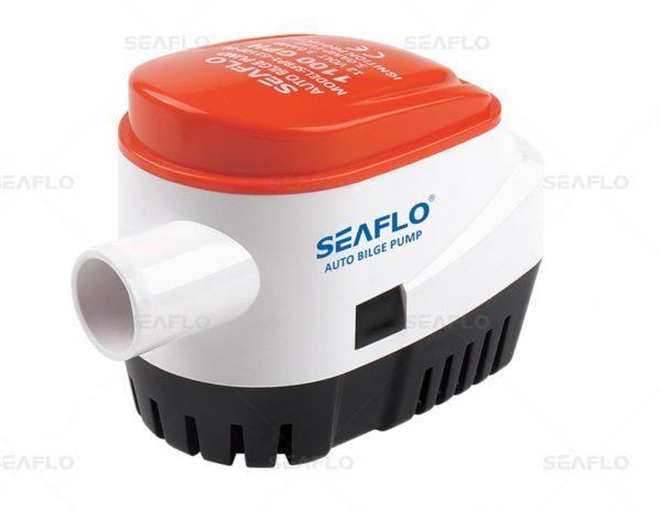 Помпа трюмная SEAFLO SFBP1-G1100-06 механический автомат 12V 5A