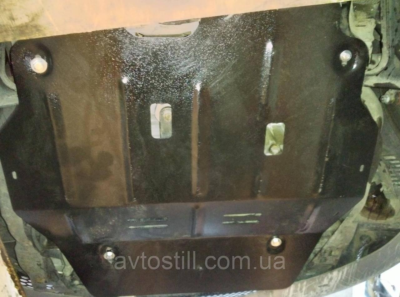 Захист картера двигуна, радіатора і коробки Audi TT 8J (2006-2014)