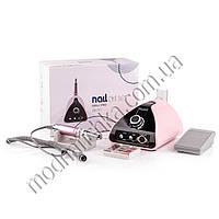 Фрезер для маникюра Nail Drill ZS-711 PRO розовый (65 Вт, 35000 об/мин.)