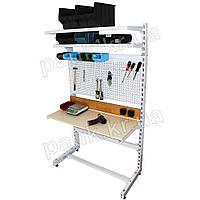 Верстак монтажный СМ ТИП 2-1200, стол в гараж
