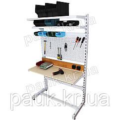 Верстат монтажний СМ ТИП 2-1200, стіл в гараж