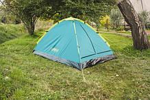 Палатка туристическая кемпинговая Cool Dome для кемпинга 2 местная, фото 3