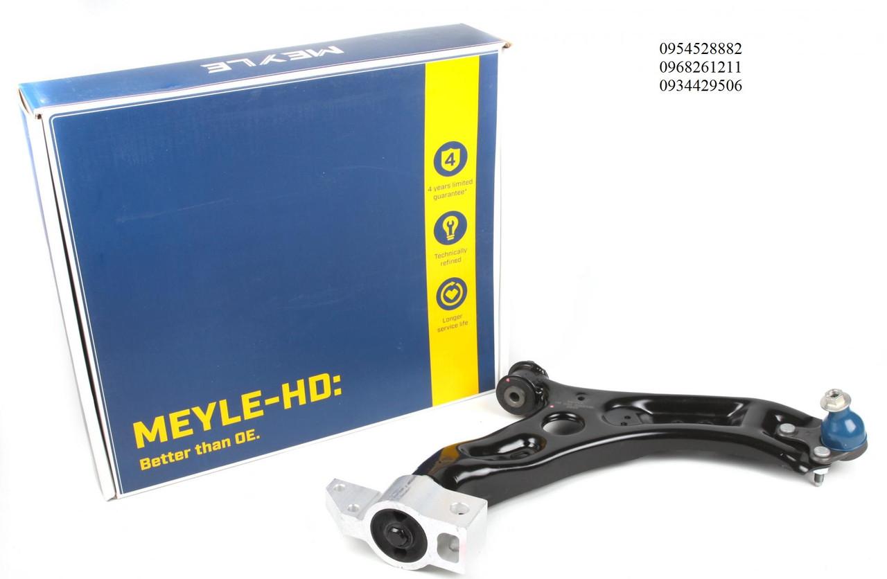 Важіль підвіски передній правий VW Caddy III 04-10 т колодок гальмівних передніх (Німеччина) 116 050 0182/HD