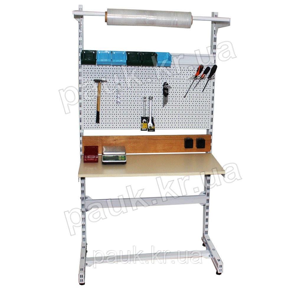 Стіл електромонтера СМ ТИП 3-1200, верстак електромонтера