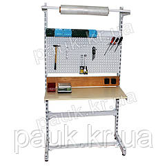 Верстат електромонтера СМ ТИП 3-1200, стіл електромонтера, стіл для радіодеталей