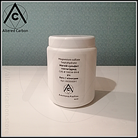 Магния сульфат гептагидрат ( фармацевтический, ХЧ, 99,79% ) [ Китай ] фасовка 1 килограмм