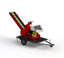 Измельчитель веток ARPAL АМ-120 БД-К (бензиновый)