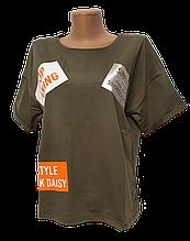 Стильные женские футболки с кармашком