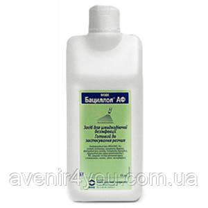 Бациллол АФ 1 л - для быстрой дезинфекции поверхностей и инструментов