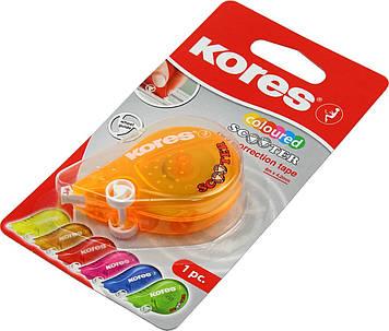 "Коректор стрічк. ""Kores"" 4,2х8м,Scooter асорті №К84871/84873(10)"