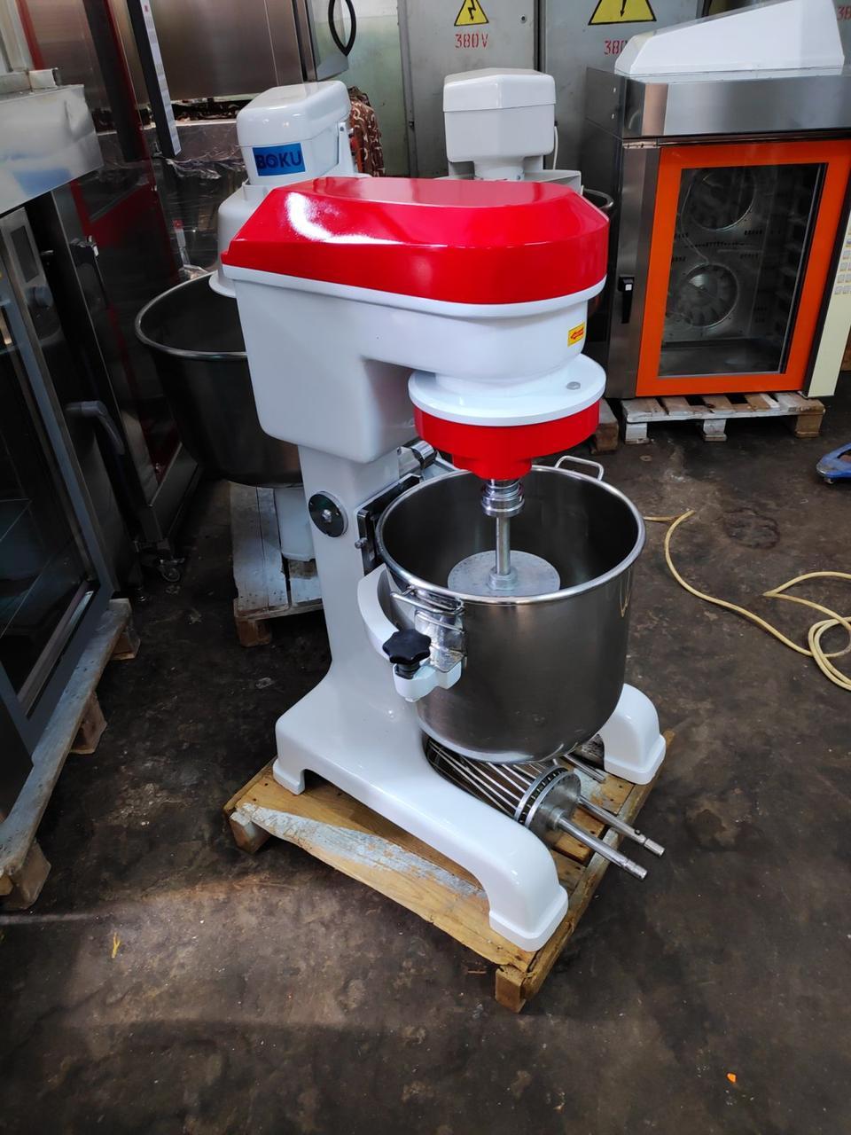 Миксер планетарный (60 литров) Bogazici BM-60 б/у (Турция)