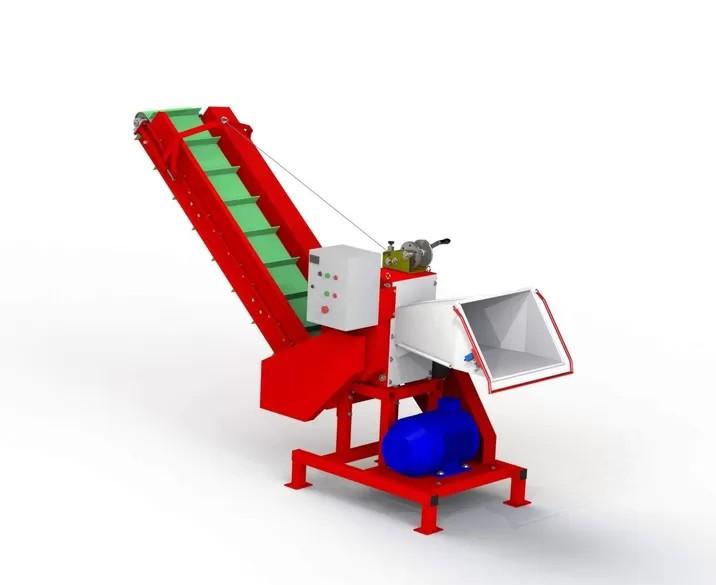 Измельчитель веток ARPAL АМ-120Ш (электрический)