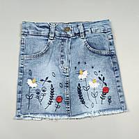 Спідниця юбка для дівчинки 3-6 років 1276, фото 1