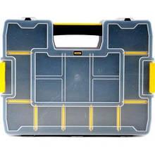 Ящик для инструментов Stanley Sort Master Junior, 375x670x292мм. (1-97-483)