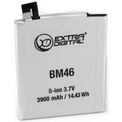 Акумуляторна батарея EXTRADIGITAL Xiaomi Redmi Note 3 (BM46) 3900 mAh (BMX6448)