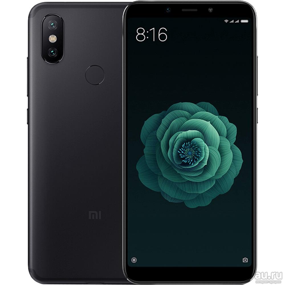 Xiaomi Mi A2 6/128 Black (M1804D2SG) Grade B1 Б/У