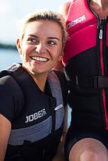 Страховочный жилет JOBE Neoprene Vest Women Cool Grey, фото 3