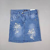 Спідниця юбка для дівчинки 8-12 років 4523, фото 1
