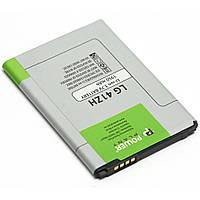 Аккумуляторная батарея PowerPlant LG BL-41ZH (L Fino D295) 1950mAh (DV00DV6288)