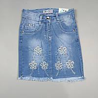 Спідниця юбка для дівчинки 8-12 років 4501, фото 1