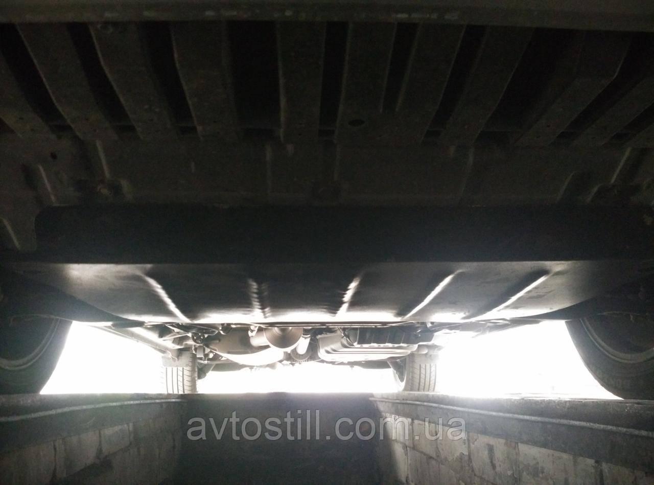 Защита дифференциала мотора Audi Q7 4L (2005-2015)