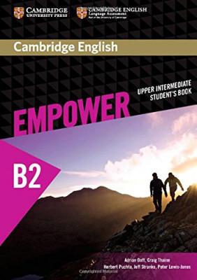 Cambridge English Empower B2 Upper-Intermediate Student's Book