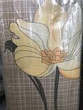 """Комплект полуторный постельного белья ТМ """"Ловец снов"""", Хорошенький цветочек, фото 2"""