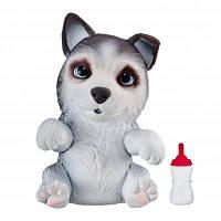 Интерактивная игрушка Moose Soft Hearts Новорожденный щенок Huskles (28919M)