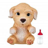 Интерактивная игрушка Moose Soft Hearts Новорожденный щенок Poodles (28915)