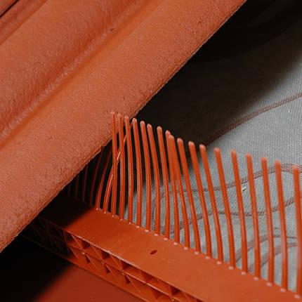 Гребень свеса с вентиляционной решеткой, фото 2
