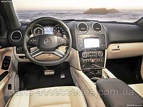 Mercedes R W251 W 251 Накладки на педалі AMG нові оригінал