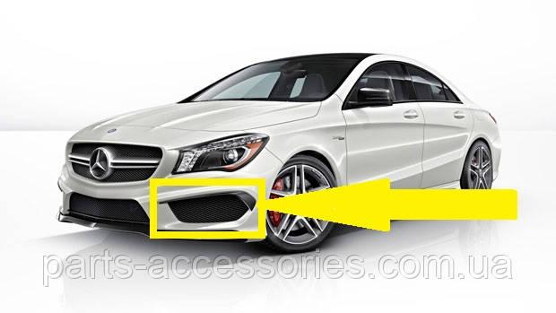 Mercedes CLA W117 W 117 решетка левая в AMG бампер новая оригинал